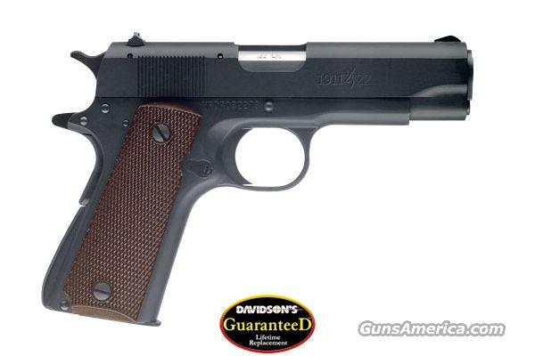 BROWNING  1911-22 CMP 22LR PST 10R M  Guns > Pistols > Browning Pistols > Other Autos