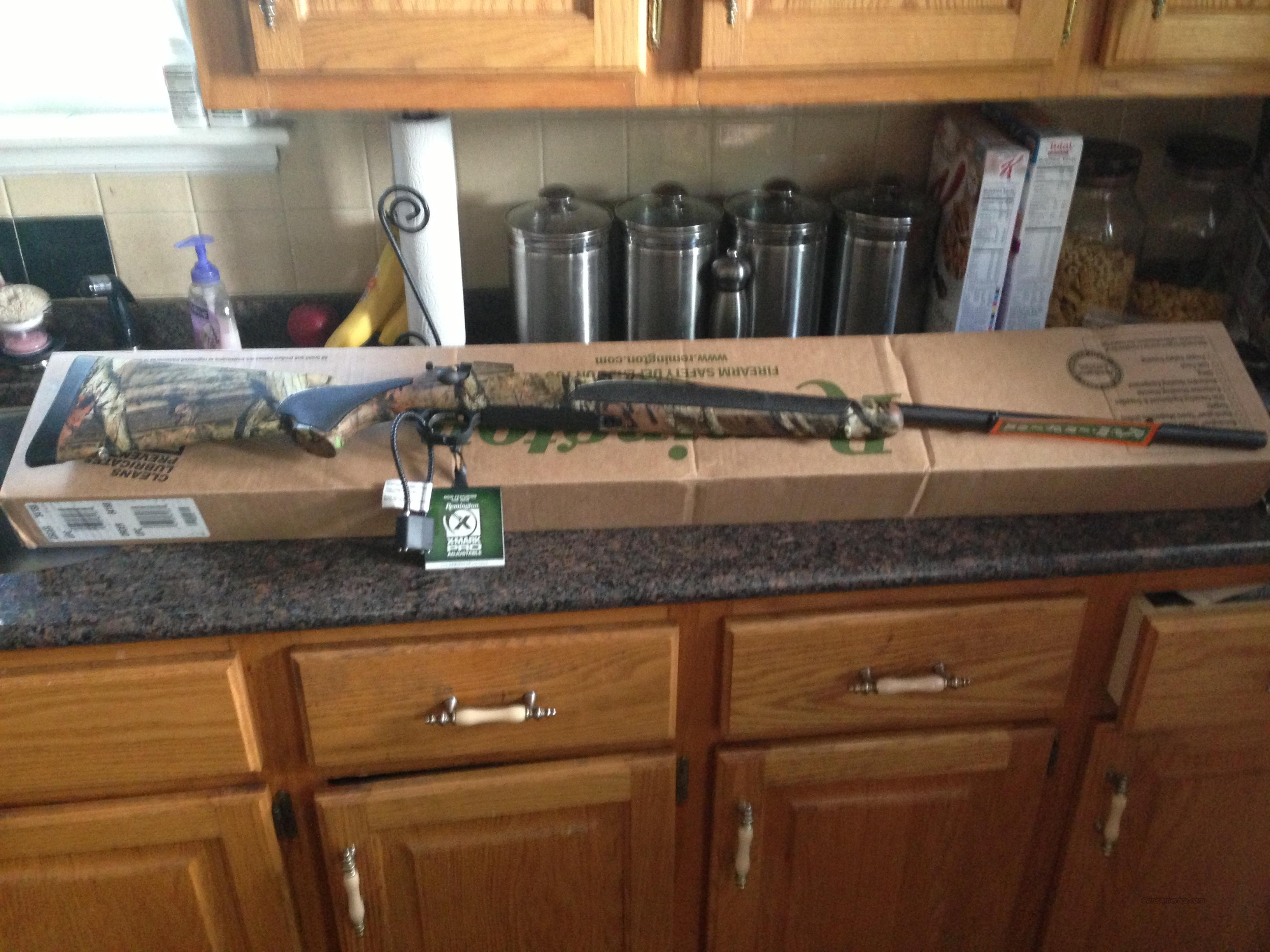 New Remington 700 SPS Camo 300 WinMag  Guns > Rifles > Remington Rifles - Modern > Model 700 > Sporting