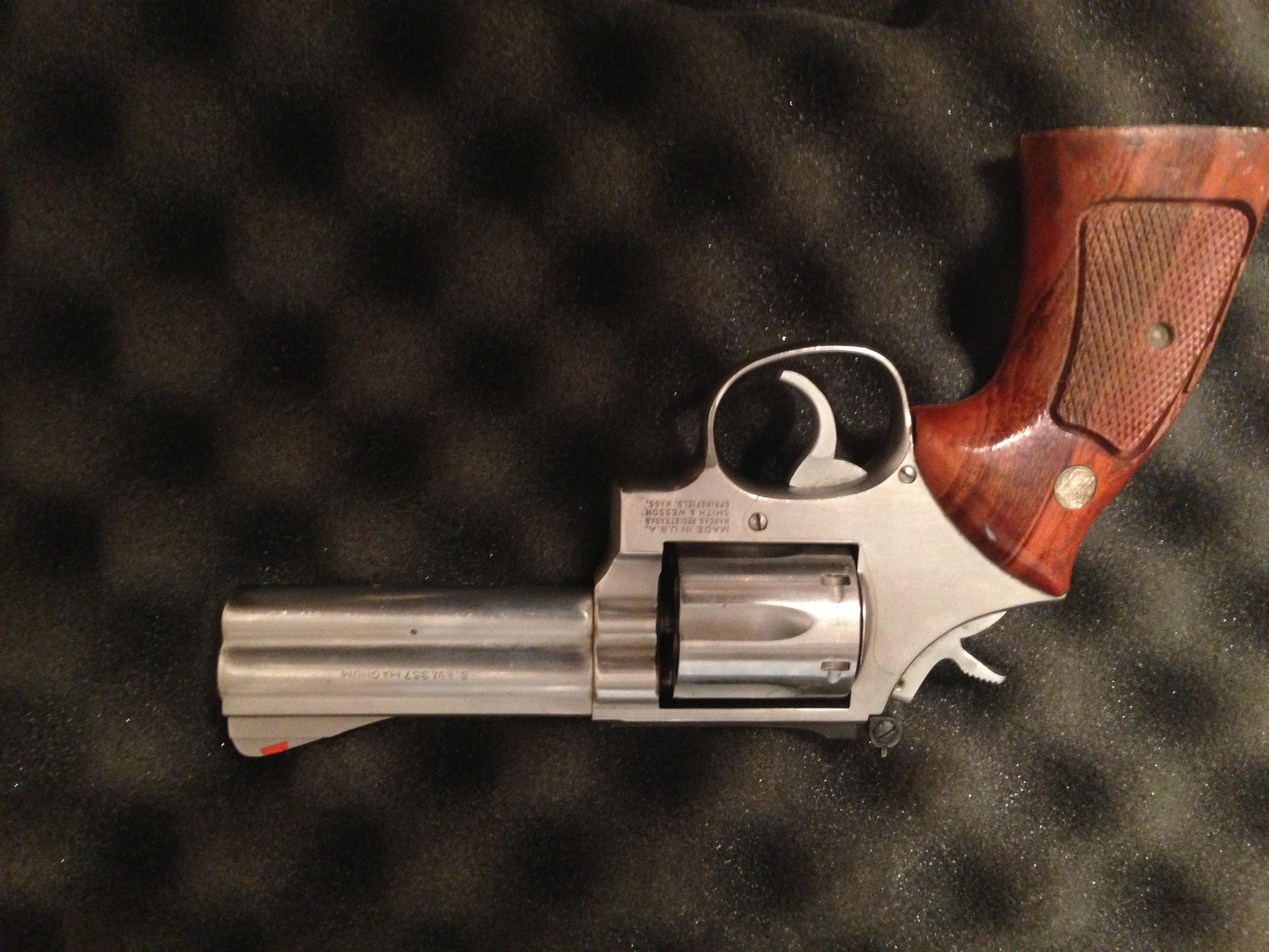 "S&W 686 ""NO Dash"" Model Excellent Condition!  Guns > Pistols > Smith & Wesson Revolvers > Full Frame Revolver"