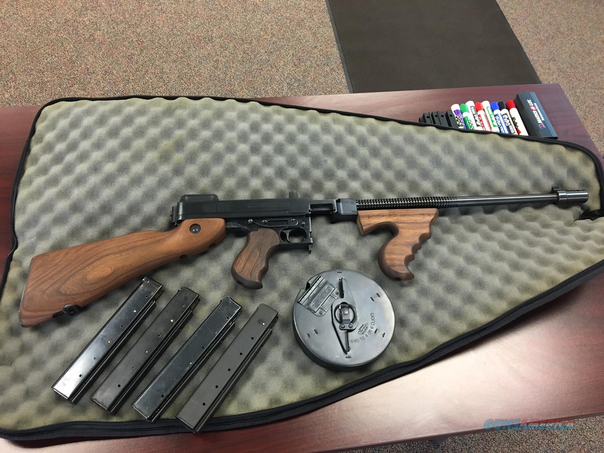Auto Ordnance M1 Carbine Semi Automatic 30 Carbine 18 – Fondos de