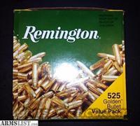 22 LR AMMO 525 ROUNDS REMINGTON BRICK AMMUNITION 22LR .22  Non-Guns > Ammunition