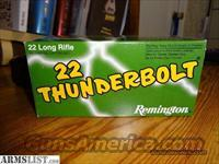 22 LR Ammo 500 Rounds Brick REMINGTON FMJ 22LR 22 Ammunition  Non-Guns > Ammunition