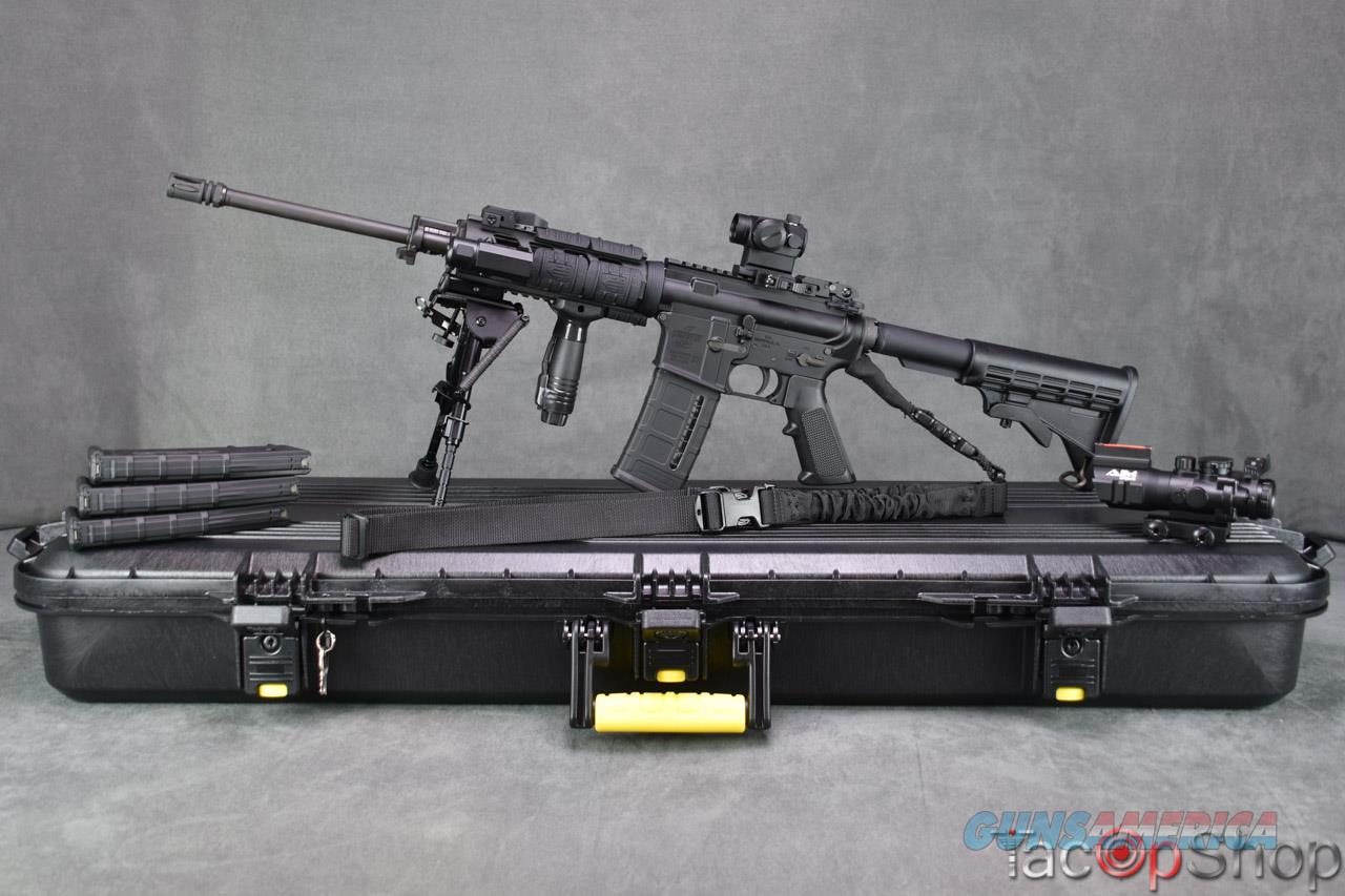 Bushmaster XM15 Lite Weight, Quick Response Carbine QRC SuperKit 5.56/.223  Guns > Rifles > Bushmaster Rifles > Complete Rifles