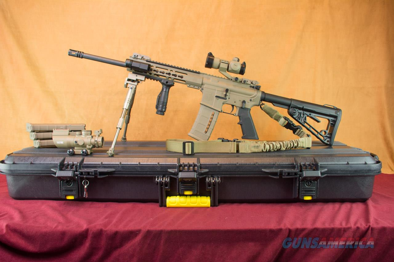 Diamondback AR-15 DB15CKM in FDE SuperKit!  Guns > Rifles > Diamondback Rifles