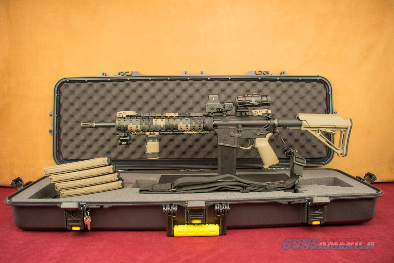 "Aero Precision 13"" Free Float Rail Magpul XTR Camo  Guns > Rifles > A Misc Rifles"