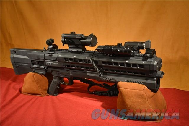 12ga UTAS UTS-15 Shotgun with many accessories!  Guns > Shotguns > A Misc Shotguns