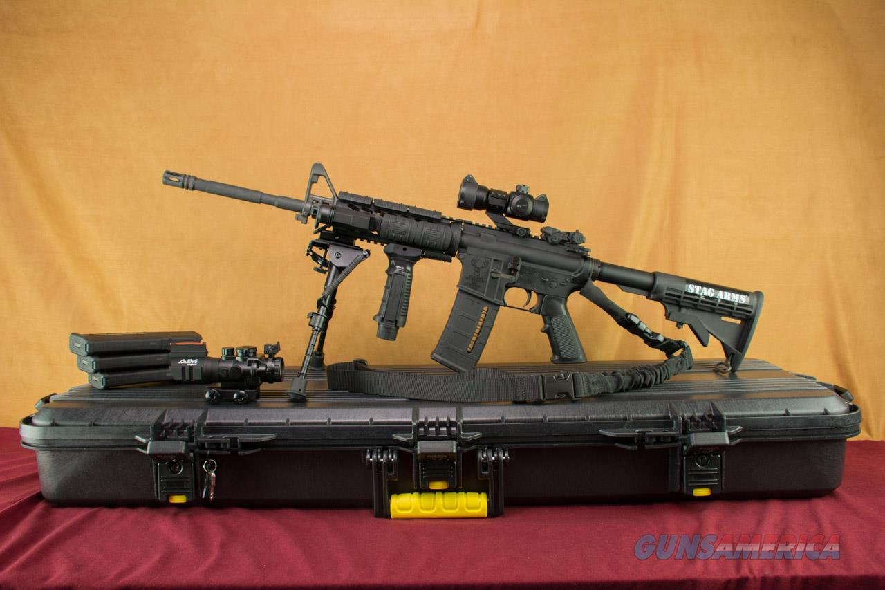 Stag Arms AR-15 SuperKit! All accessories included!  Guns > Rifles > Stag Arms > Complete Rifles