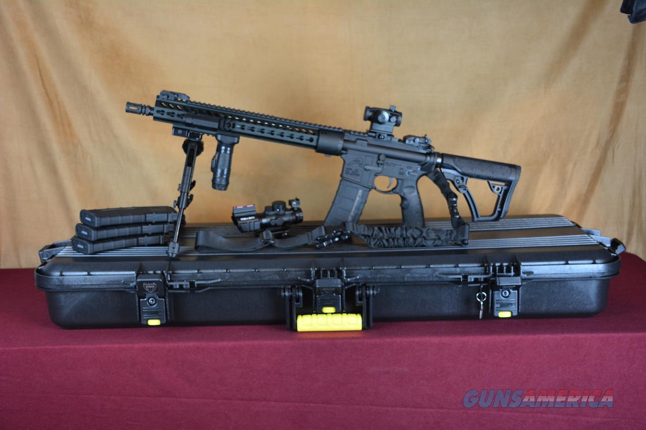 "Aero Precision AR-15 SuperKit 5.56 15"" Rail  Guns > Rifles > Aero Precision > Aero Precision Rifles"