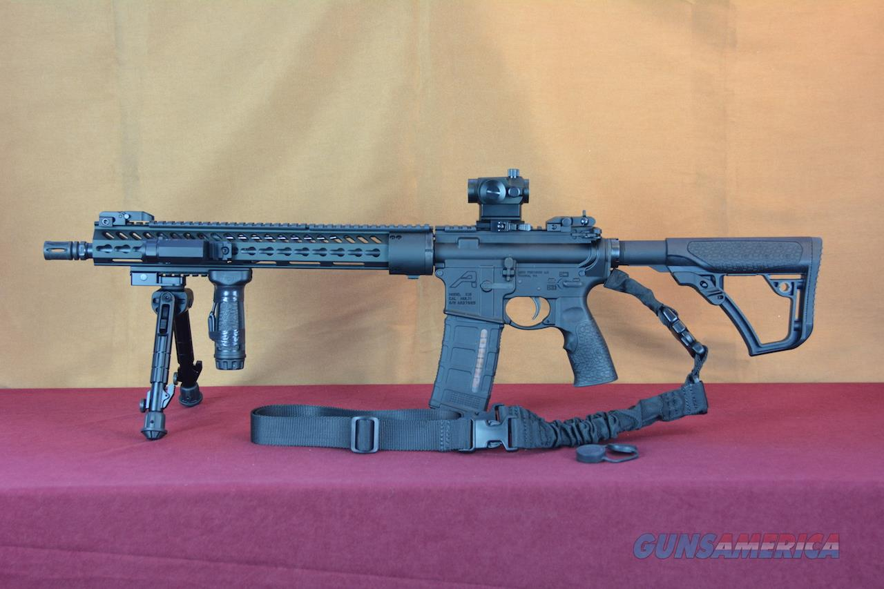 "Mil-Spec AR-15 AeroPrecision SuperKit 15"" Free Float Rail  Guns > Rifles > Aero Precision > Aero Precision Rifles"