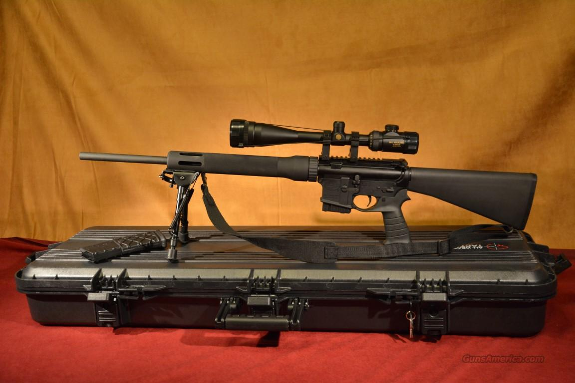 AR-15 Sniper/Hunter Varmint Coyote 5.56 Rifle K... for sale