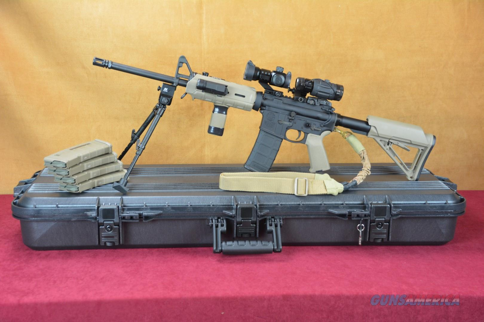 Smith&Wesson AR-15 SuperKit MOE  Guns > Rifles > Smith & Wesson Rifles > M&P