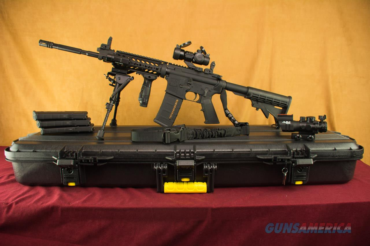 Adams Arms Piston Rifle SuperKit! Everything Included  Guns > Rifles > A Misc Rifles