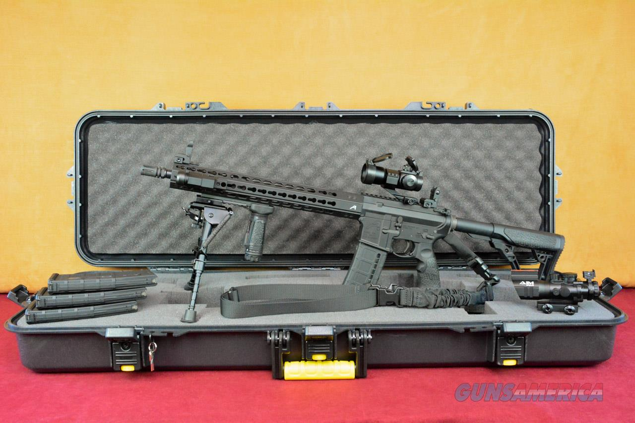 "Aero Precision AR-15 Enhanced Upper, Quantum Keymod 15""  Guns > Rifles > Aero Precision > Aero Precision Rifles"