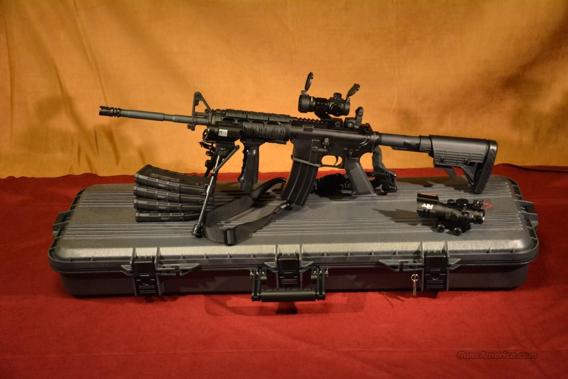 Diamondback AR-15 SuperKit - Every Possible Accessory!!   Guns > Rifles > Custom Rifles > AR-15 Family