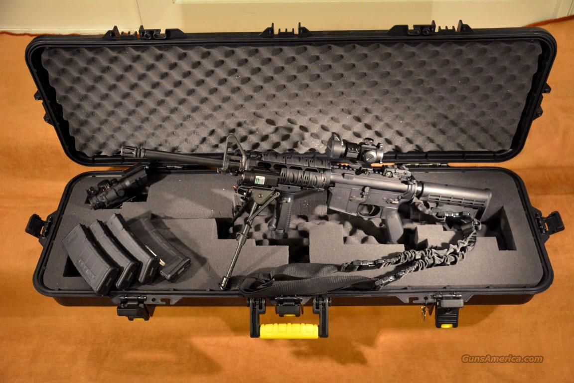 S&W M&P 15 SuperKit! Everything you see!  Guns > Rifles > Smith & Wesson Rifles > M&P