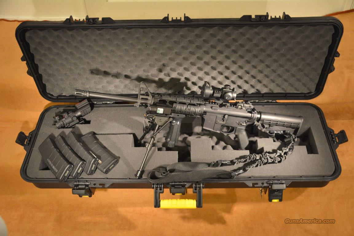 Smith & Wesson M&P 15 SuperKit! S&W All Inclusive!  Guns > Rifles > Smith & Wesson Rifles > M&P