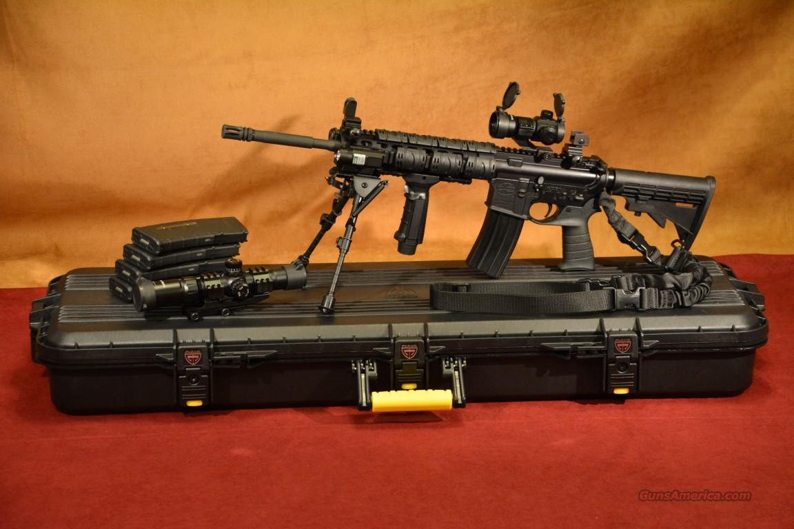 Mossberg MMR Tactical Plus Super Kit!! TOTALLY TRICKED-OUT!!!  Guns > Rifles > Custom Rifles > AR-15 Family