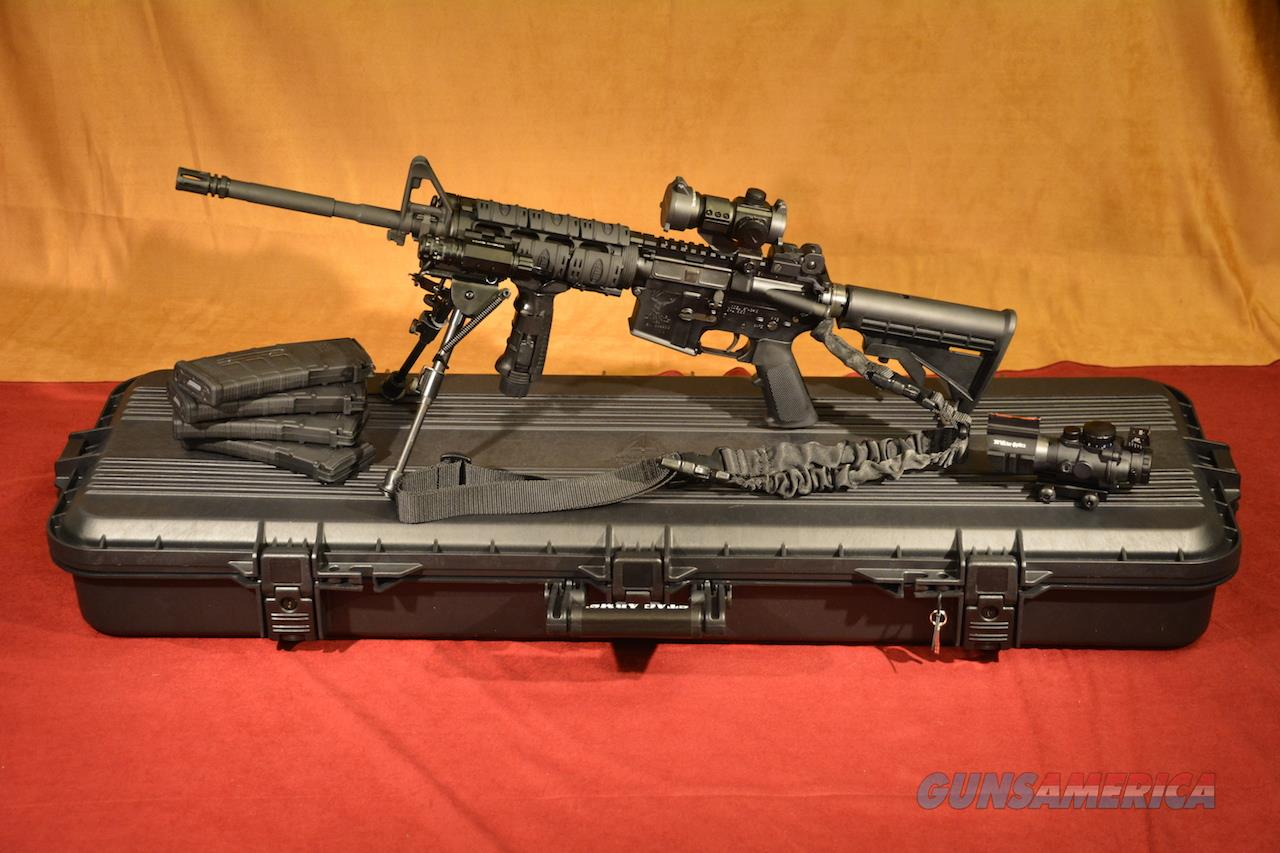 Stag Arms-15L M2L (Left Handed) SuperKit  Guns > Rifles > Stag Arms > Complete Rifles