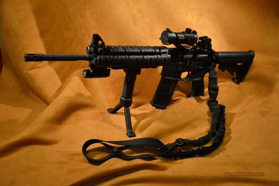 Mossberg MMR Tactical Loaded!! Everything you See!  Guns > Rifles > AR-15 Rifles - Small Manufacturers > Complete Rifle