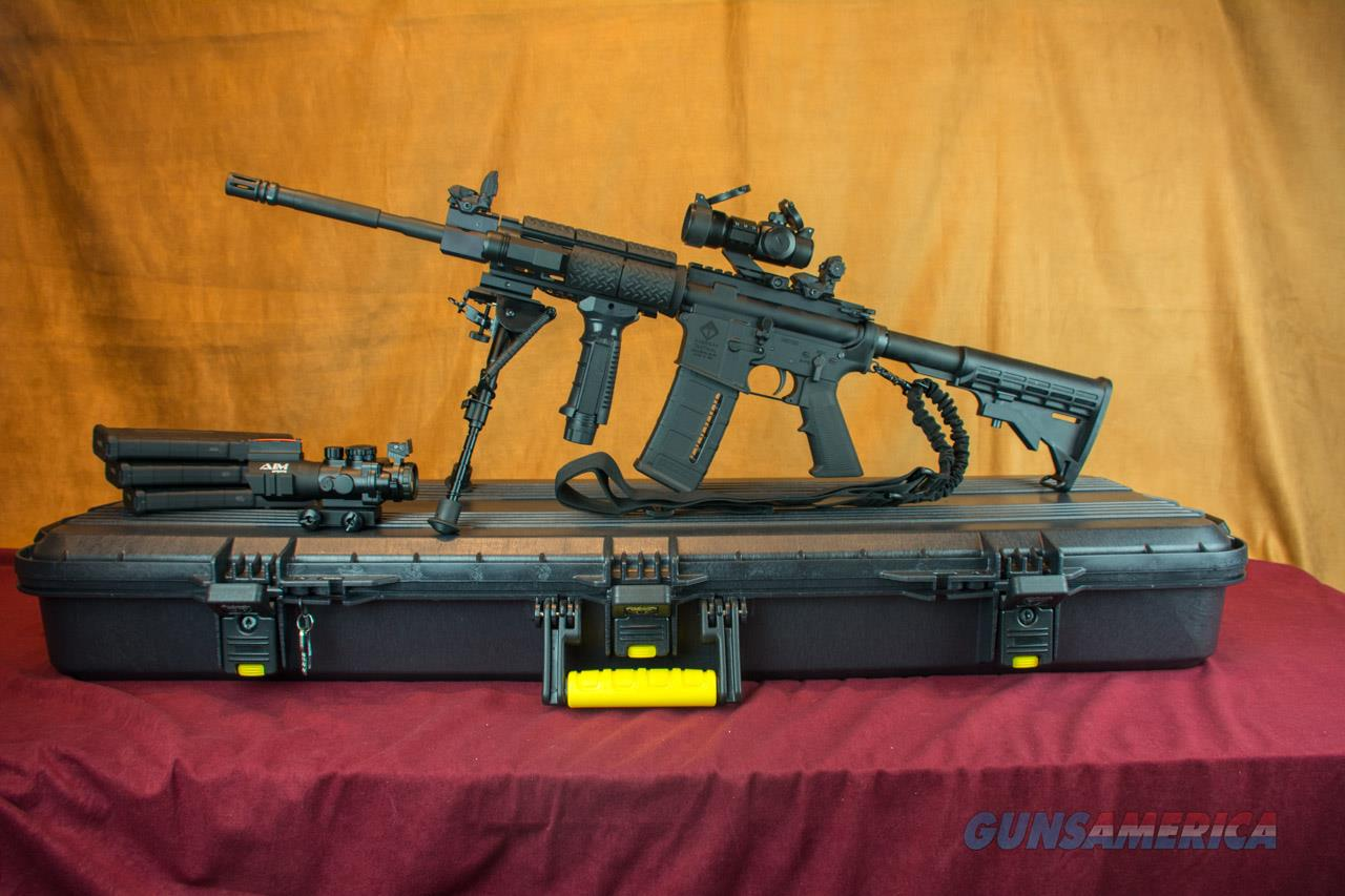 ATI AR15 Milsport .223/5.56 SuperKit! Everything Included!  Guns > Rifles > American Tactical Imports Rifles