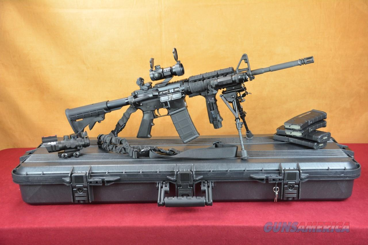 Armalite AR-15 SuperKit 5.56/.223 Tactical Package  Guns > Rifles > Armalite Rifles > Complete Rifles