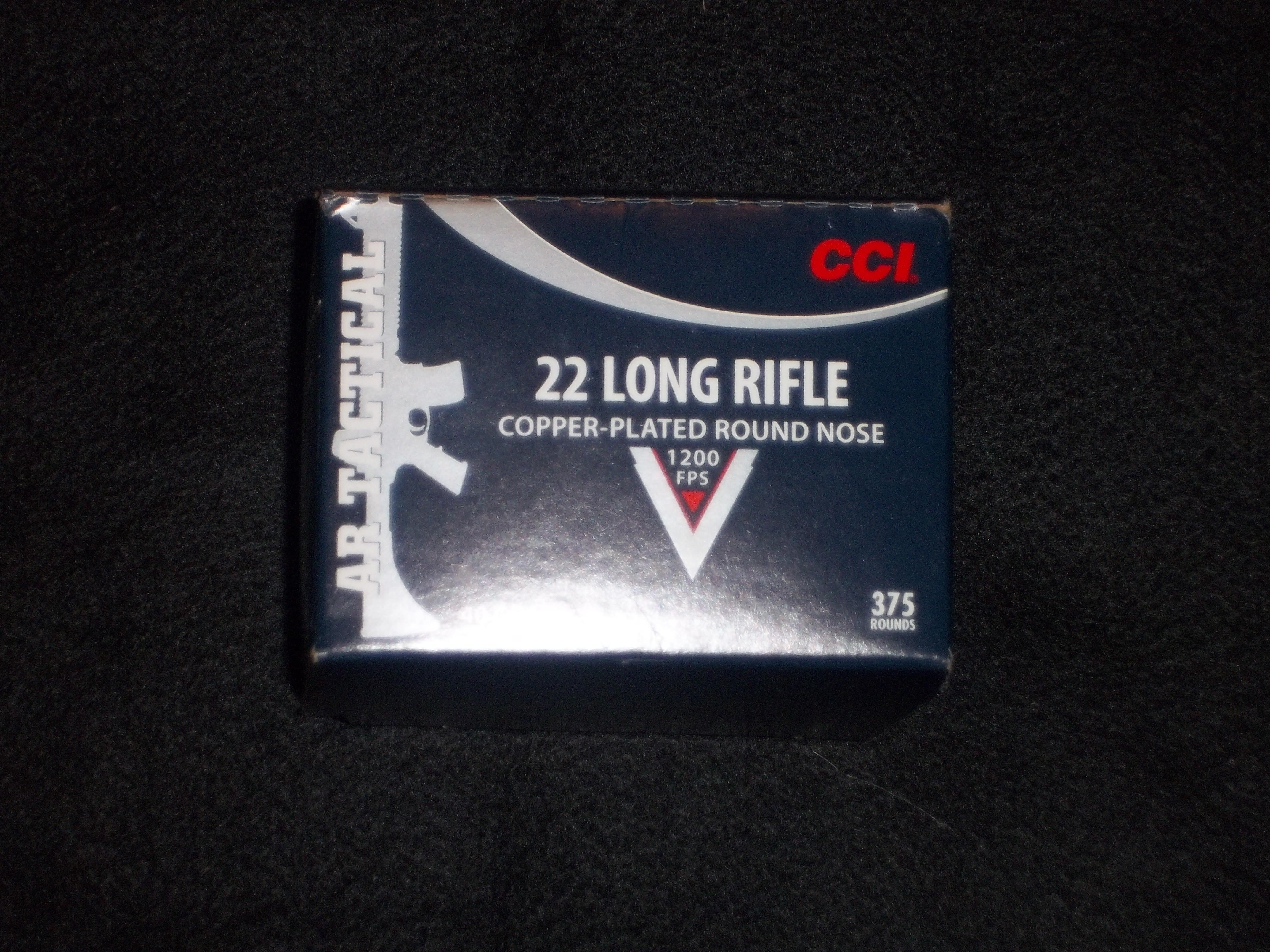 CCI 22LR Tactical Ammunition  Non-Guns > Ammunition