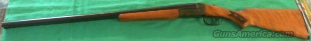 Stevens Model 311D 20 Ga. Double Bbl Shotgun  Guns > Shotguns > Savage Shotguns