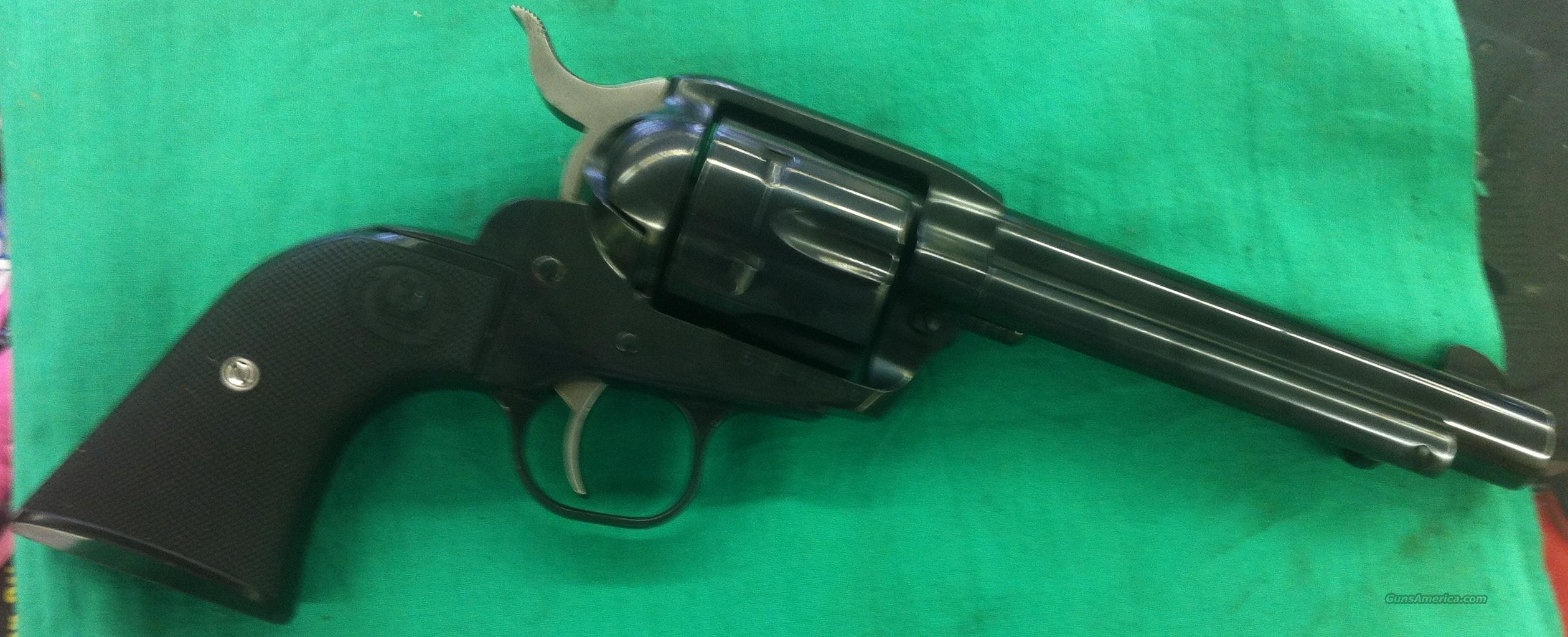 Ruger New Vaquero 357 Mag Revolver  Guns > Pistols > Ruger Single Action Revolvers > Single Six Type