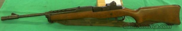USED Ruger Mini 14 Ranch Rifle 223 Caliber  Guns > Rifles > Ruger Rifles > Mini-14 Type
