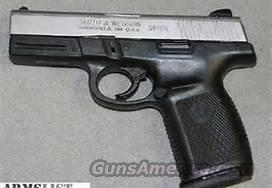 S&W 40VE  Guns > Pistols > Smith & Wesson Pistols - Autos > Polymer Frame
