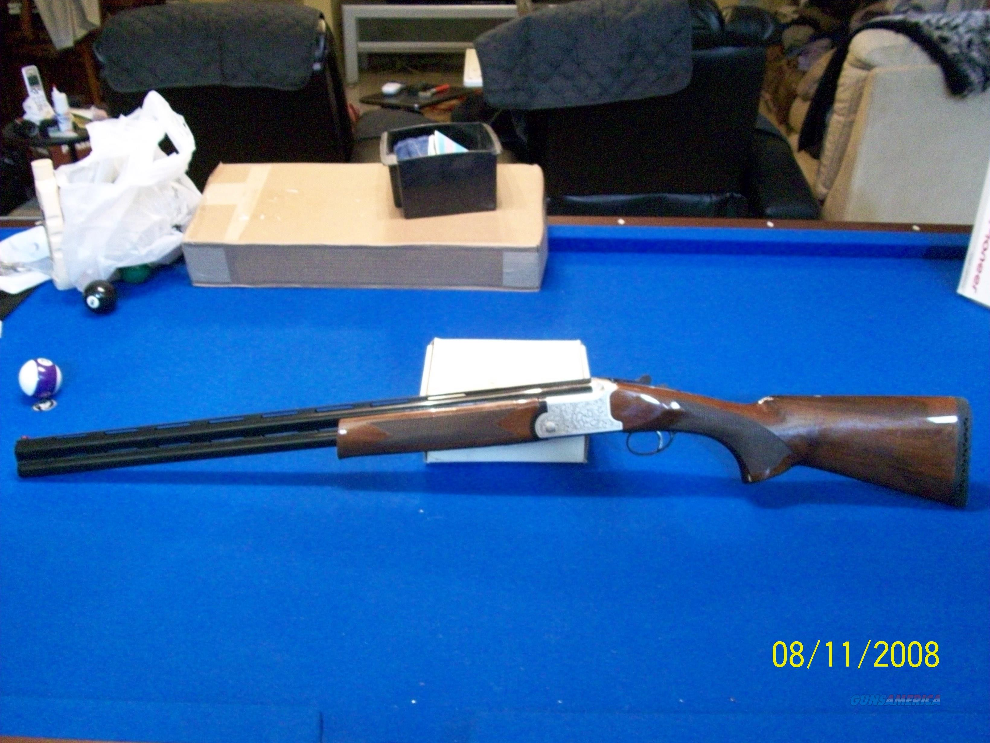 FOR SALE: Tristar 12ga O/U Shotgun  Guns > Shotguns > Tristar Shotguns