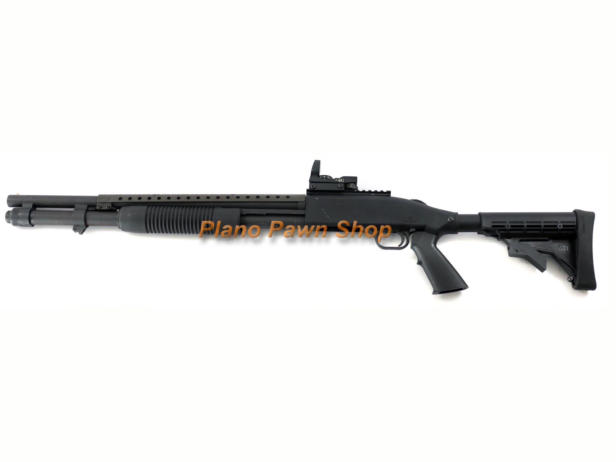 Mossberg Model 590 Home Defense Tactical 12GA Shotgun with ...