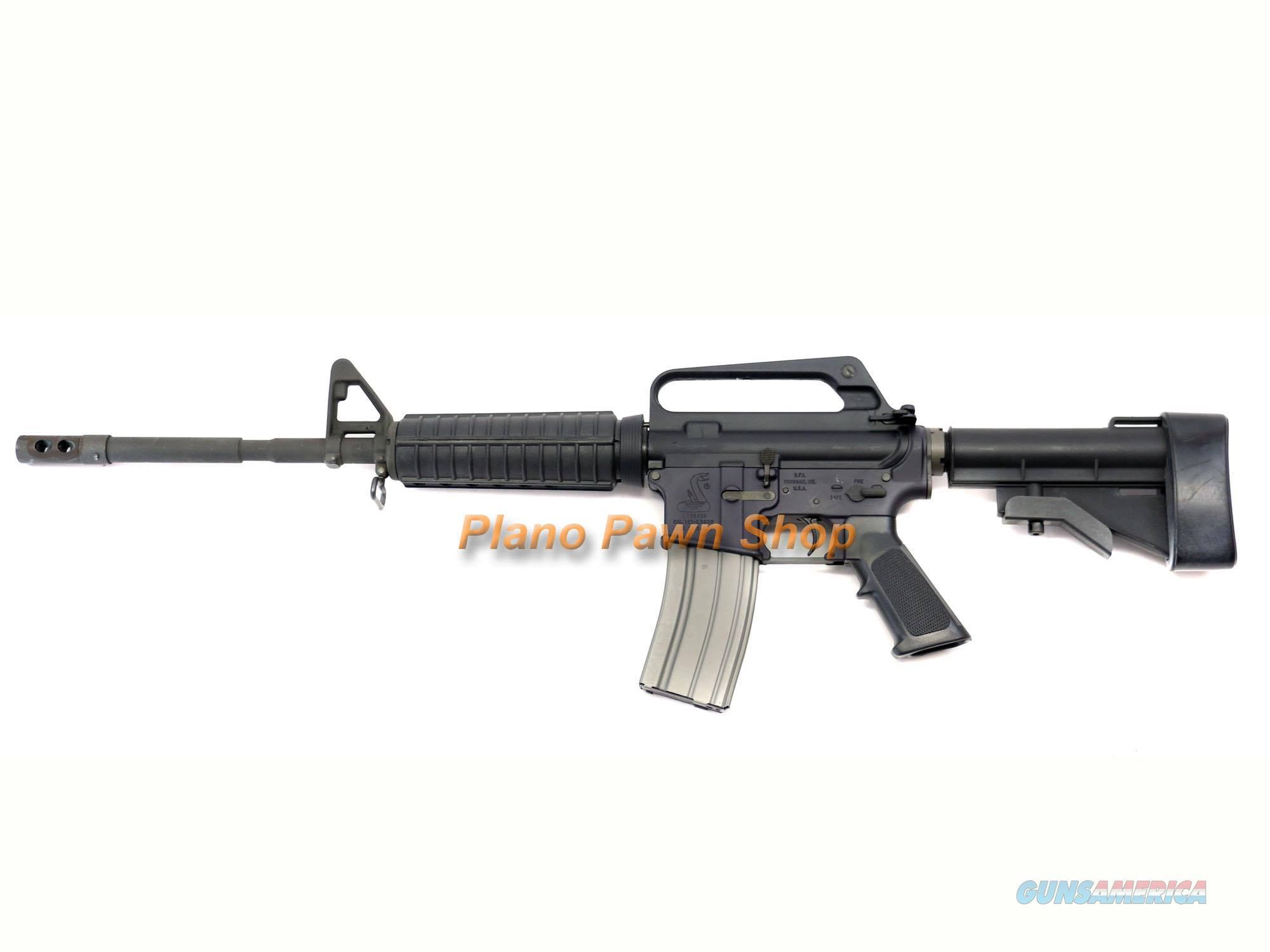Bushmaster Model XM15 E2S 5.56MM AR15 With 1 Magazine