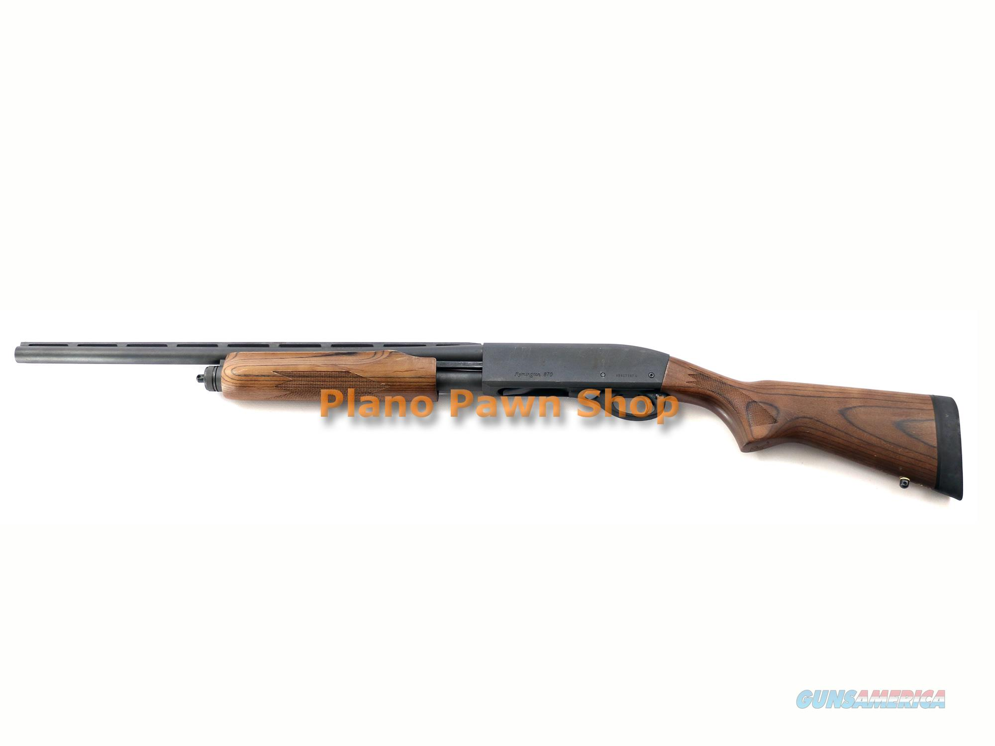 Remington Model 870 Youth 20GA Pump Action Shotgun for ...