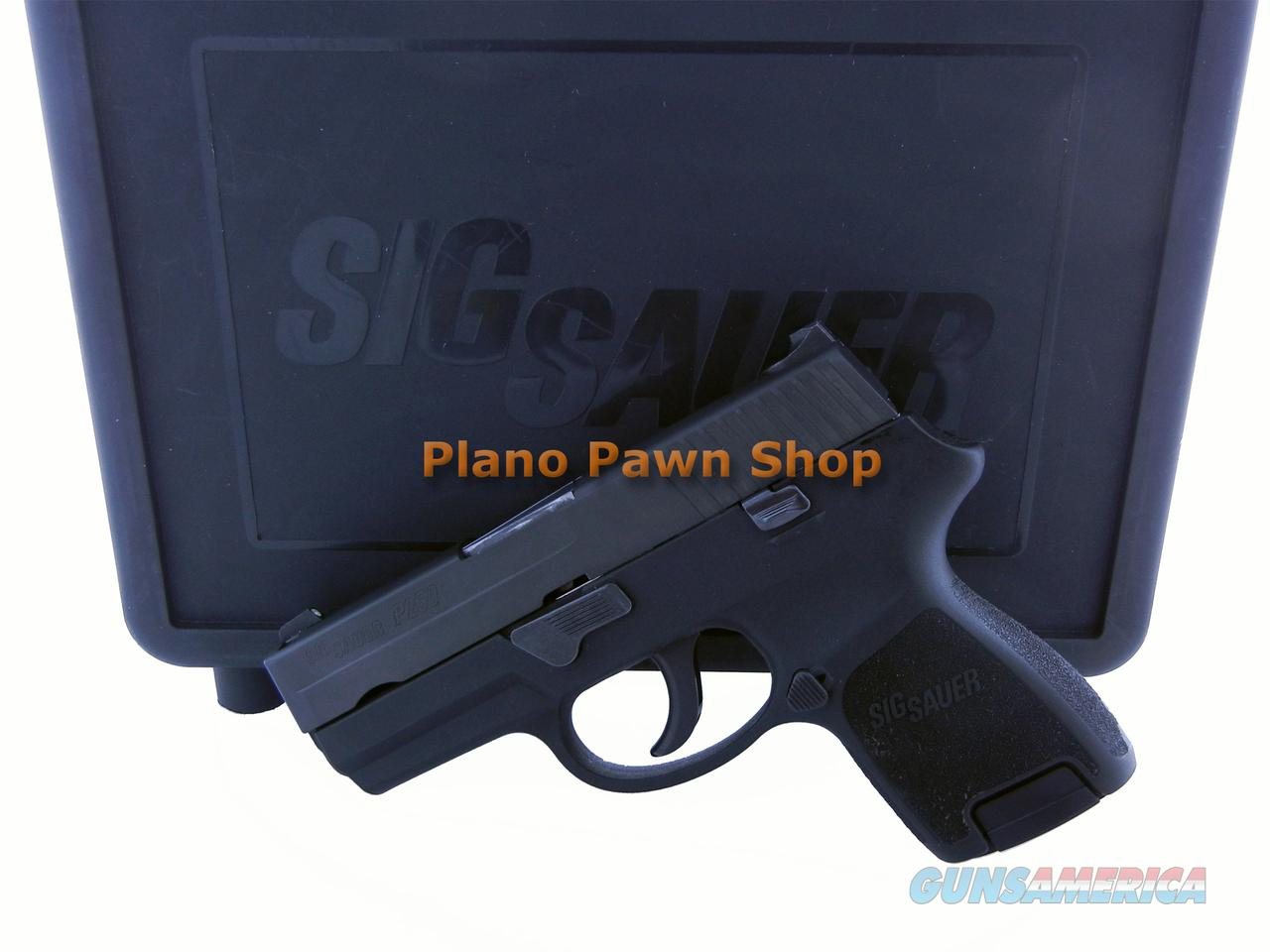 SIG Sauer P250C Compact .40SW in case with 2 Factory Mags  Guns > Pistols > Sig - Sauer/Sigarms Pistols > P250