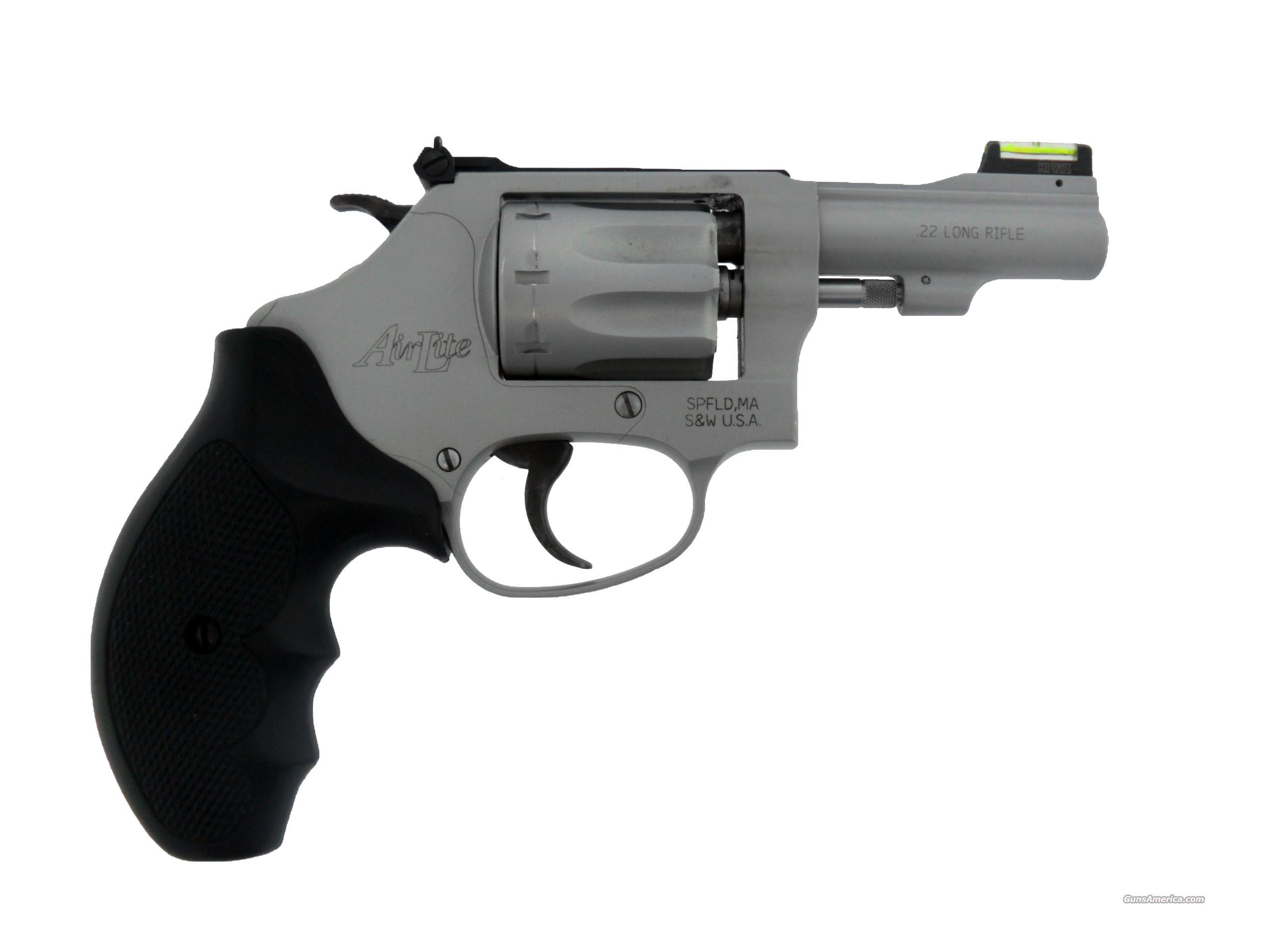 Smith Amp Wesson Model 317 22lr