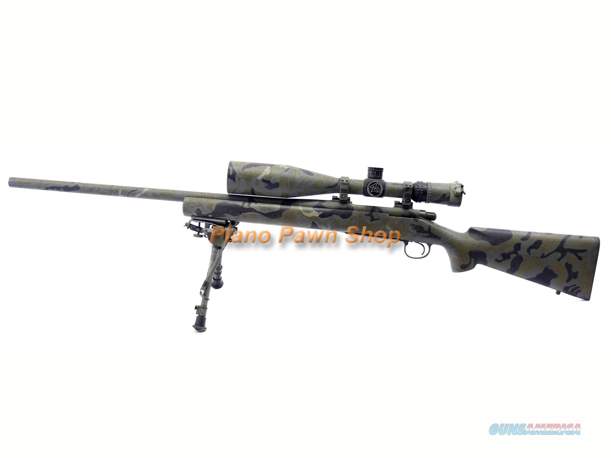 Remington Model 700BDL .300REM Ultra Mag HS Precision Stock CAMO with Scope  Guns > Rifles > Remington Rifles - Modern > Model 700 > Tactical