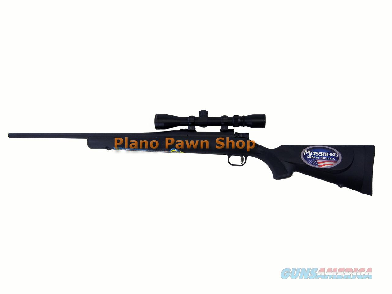 Mossberg Model 100ATR .243 Fluted Barrel Bolt Action Rifle  Guns > Rifles > Mossberg Rifles > 100 ATR