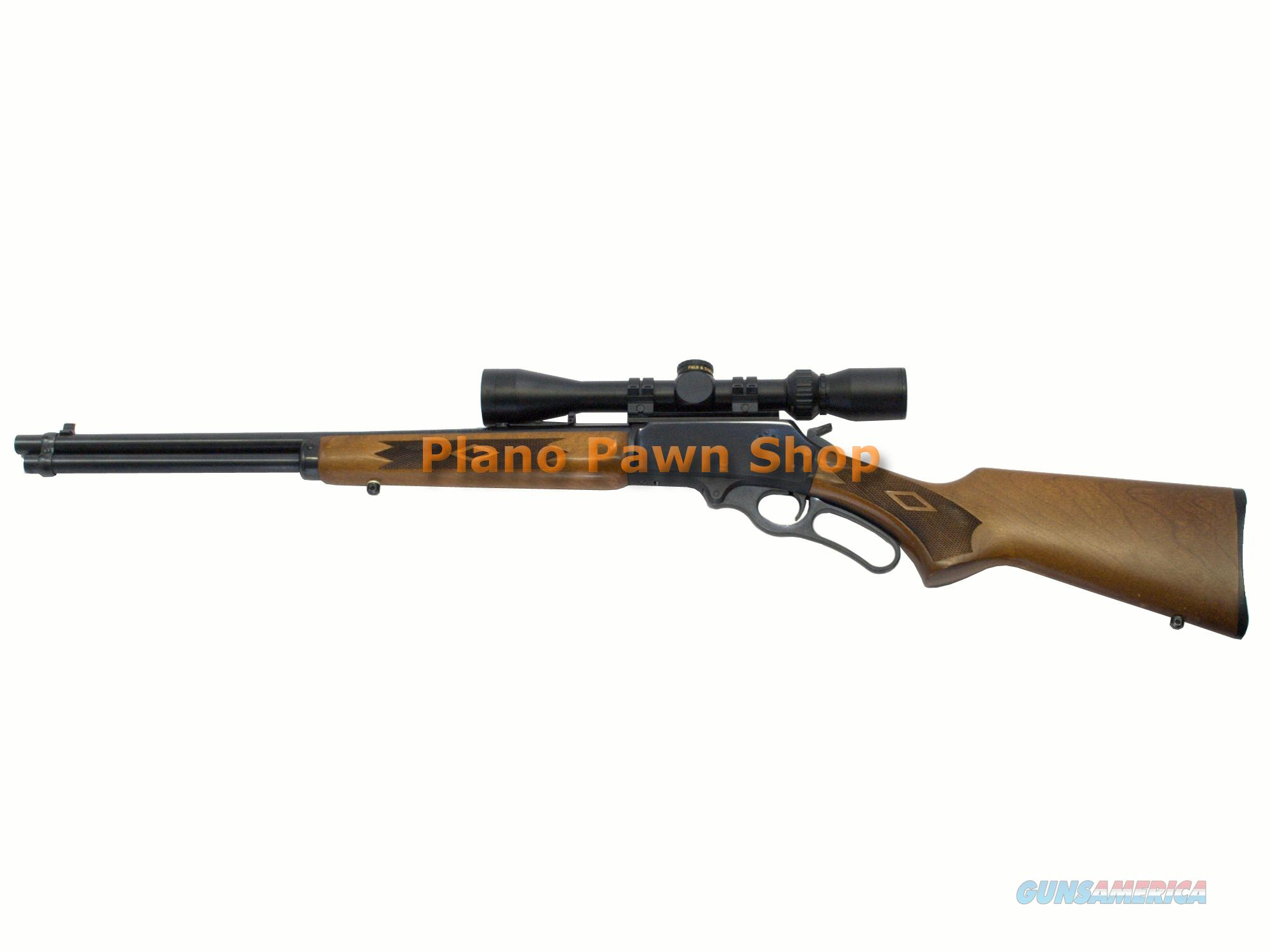 Marlin Model 30AS .30-30 Lever Action with Field and Stream 3.5-10x40 Scope  Guns > Rifles > Marlin Rifles > Modern > Lever Action