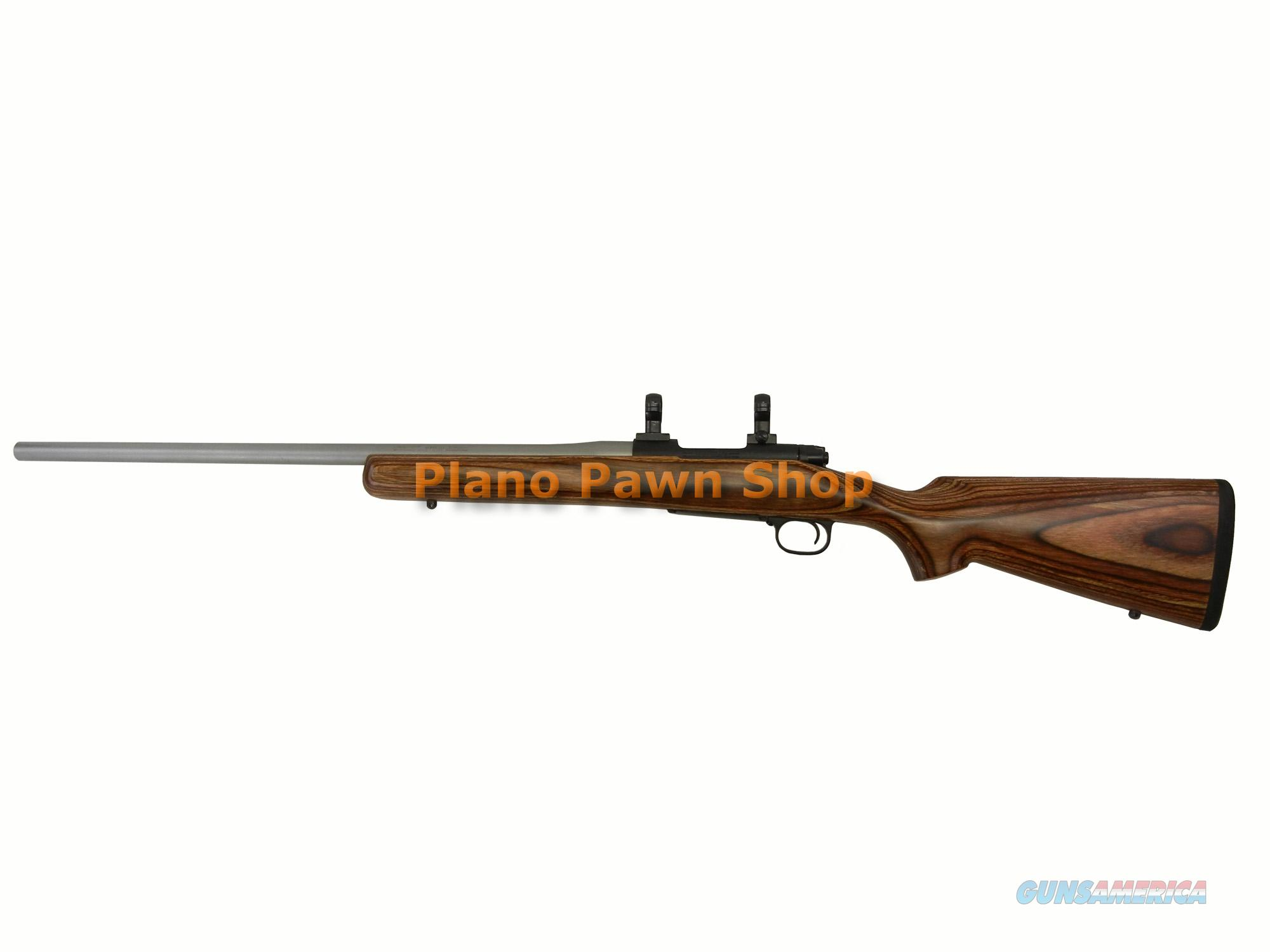 Winchester Model 70 .25 WSSM with Heavy Stainless Steel Barrel  Guns > Rifles > Winchester Rifles - Modern Bolt/Auto/Single > Model 70 > Post-64