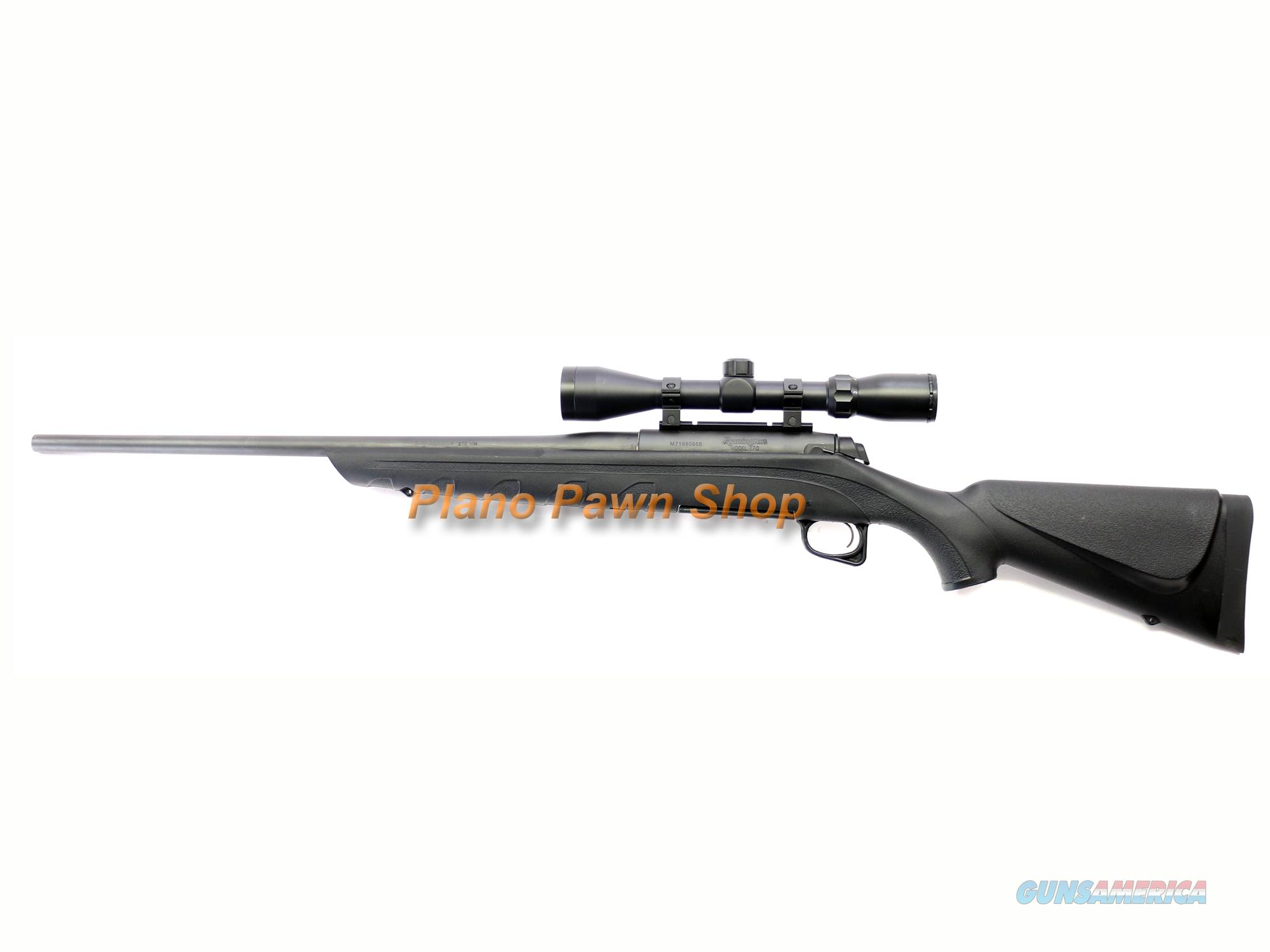 Remington Model 770 .270WIN with 3-9x40mm Scope  Guns > Rifles > Remington Rifles - Modern > Bolt Action Non-Model 700 > Sporting