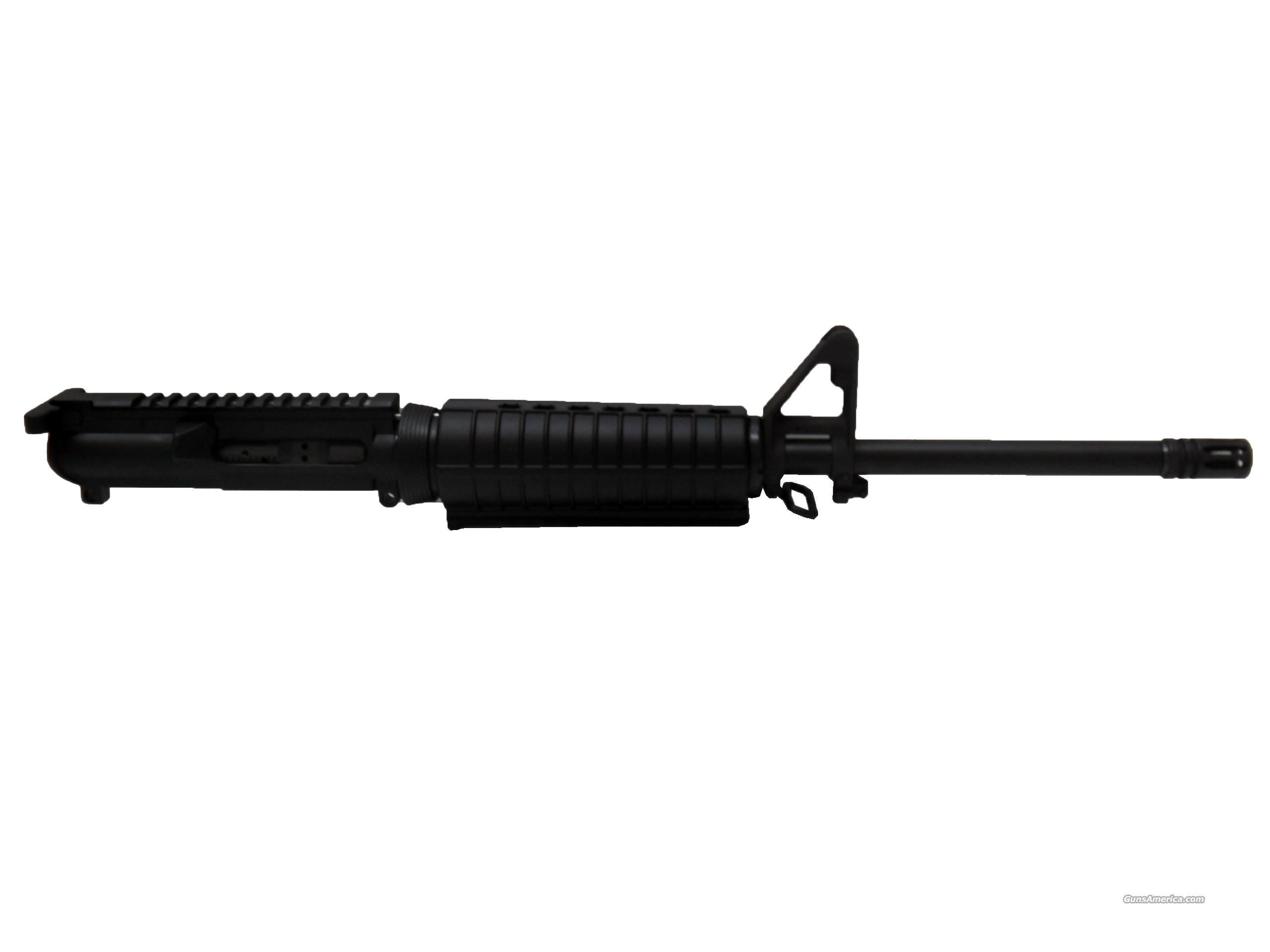 Smith & Wesson AR Upper Assembly 5.56mm  Guns > Rifles > Smith & Wesson Rifles > M&P