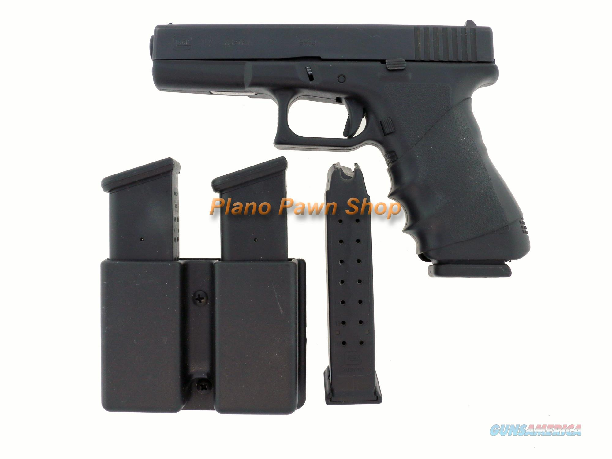 Glock Model 17 9mm with 4 Mags & Mag Holster  Guns > Pistols > Glock Pistols > 17