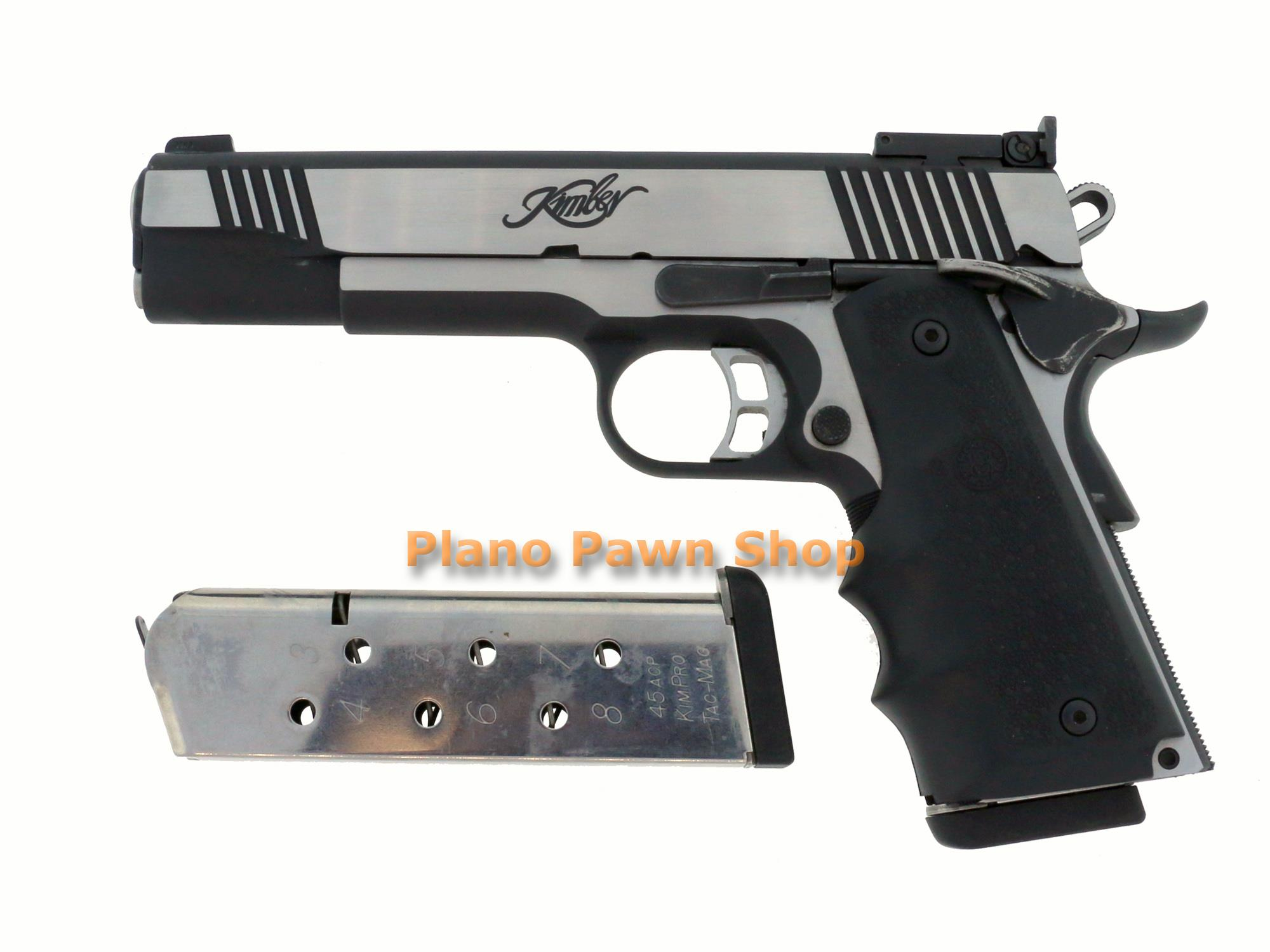 Kimber Eclipse Target II .45ACP 1911 with 2 Magazines  Guns > Pistols > Kimber of America Pistols