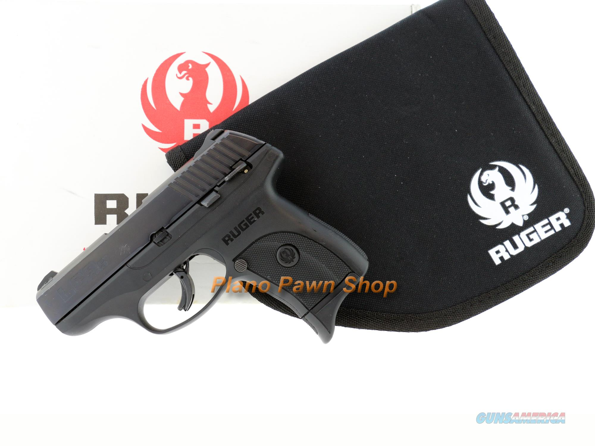 Ruger Model LC9S 9mm in box with Pouch & 1 Magazine  Guns > Pistols > Ruger Semi-Auto Pistols > LC9