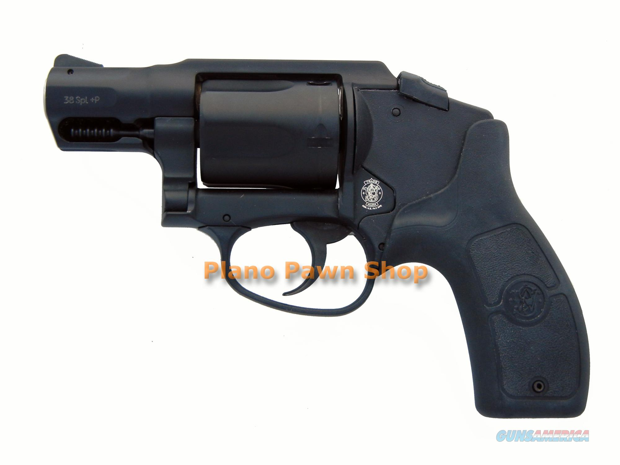 Smith and Wesson Bodyguard BG38 .38SP with Insight Laser  Guns > Pistols > Smith & Wesson Revolvers > Full Frame Revolver