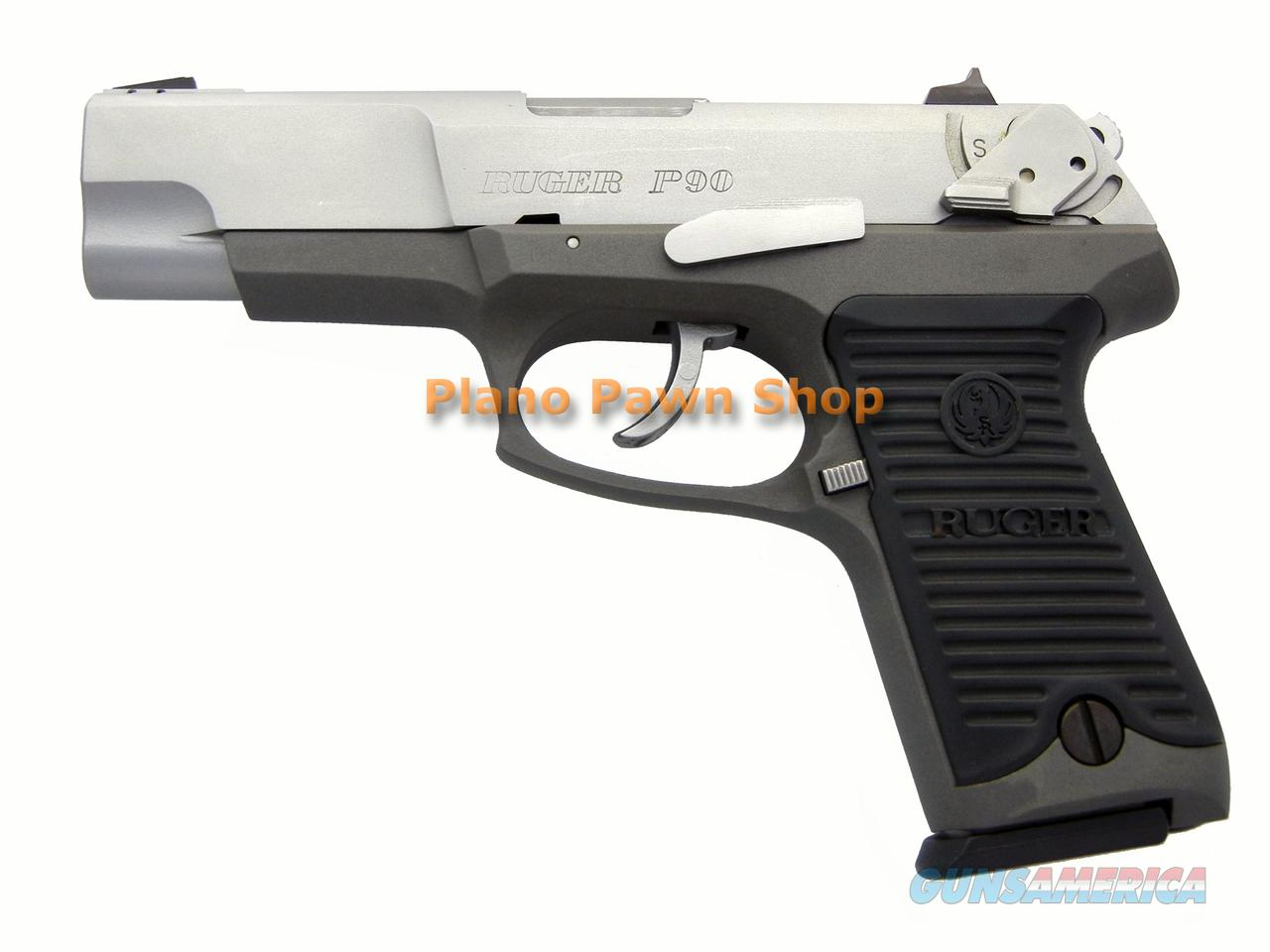 Ruger Model P90 .45ACP with 1 Magazine  Guns > Pistols > Ruger Semi-Auto Pistols > P-Series