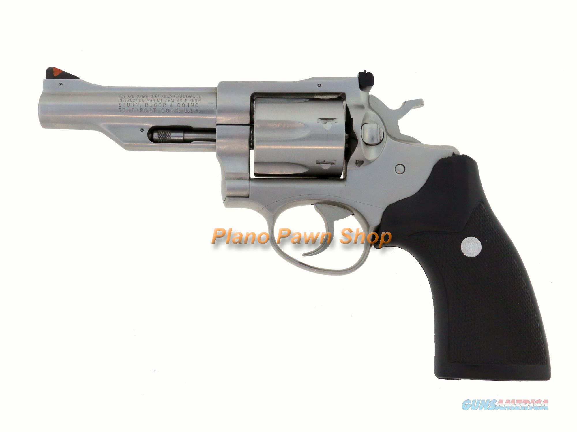 Ruger Security Six Stainless Steel .357MAG Revolver  Guns > Pistols > Ruger Double Action Revolver > Security Six Type