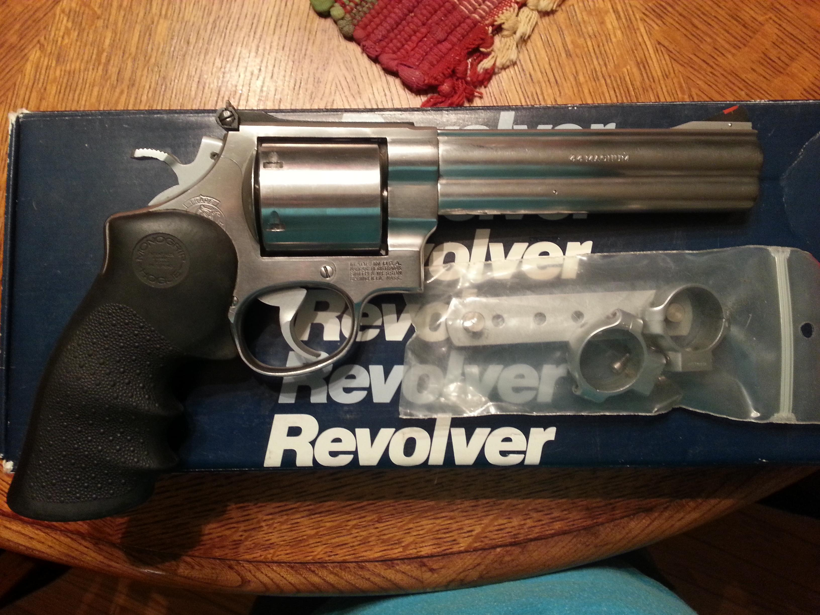 Smith & Wesson  Guns > Pistols > Smith & Wesson Revolvers > Model 629