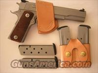 Unique Sprigfield Armory OMEGA 10mm long slide  Guns > Pistols > Springfield Armory Pistols > 1911 Type